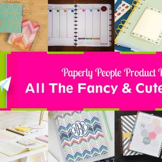 Review of All The Fancy and Cute Planners