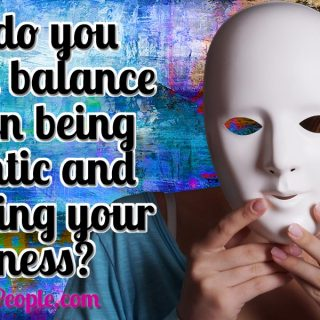 BLOG POST | How do you balance being authentic with marketing your business?