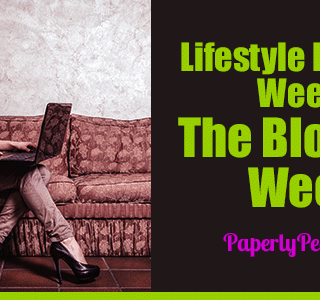 Lifestyle Blogging Week 5 - The Blogging Week