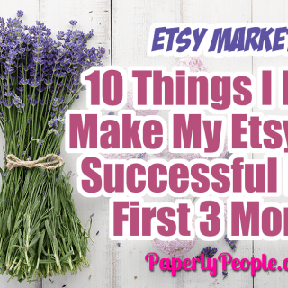 "10 Things I Did To Make My Etsy Store Successful In The First 3 Months... As a brand new Etsy shop owner I am sure you read all kinds of info from ""old"" sellers that doesn't seem like it applies to you as a newbie seller! I wrote this post about Etsy shop ideas and tips for both handmade products and digital printables right when I opened my Etsy store and was just starting to make money! #etsyshop #etsyseller"