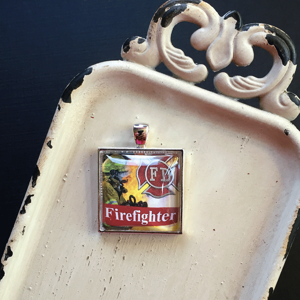 Work Necklaces - Fire Fighters
