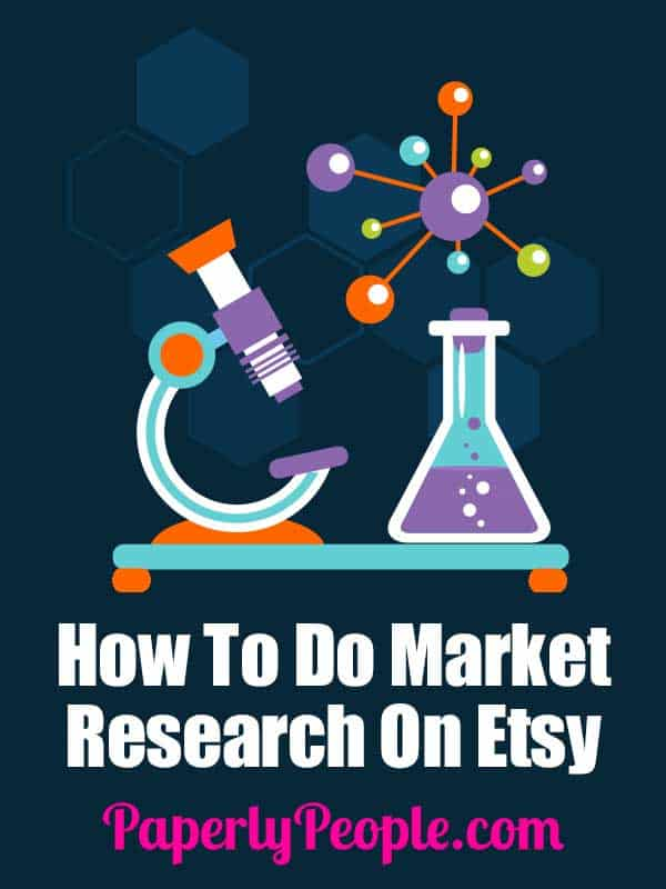 How To Do Market Research On Etsy