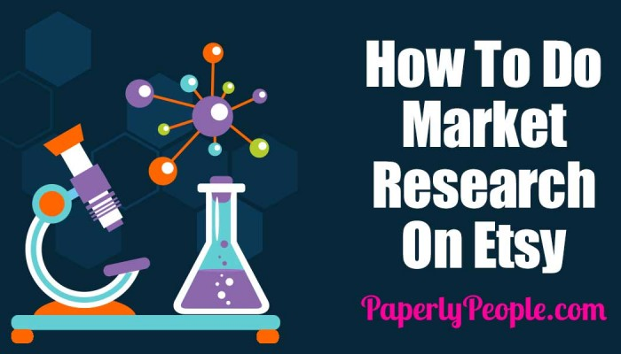 How To Do Market Research On Etsy   Etsy Seller Marketing
