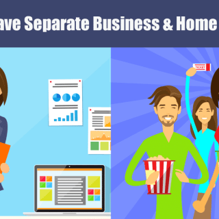Should You Have Separate Business And Home Planners