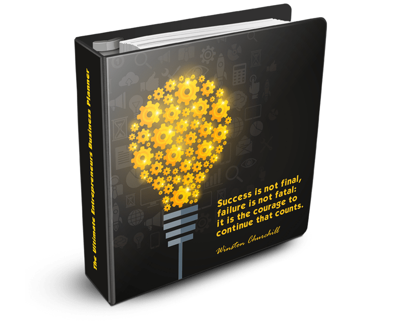 Effective Entreprneurs Business Planner