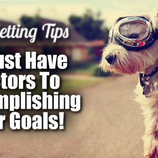 Goal Setting Tips – 3 Must Have Factors To Accomplishing Your Goals!