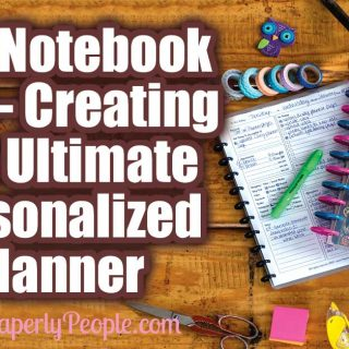 RC Notebook Tips - Creating The Ultimate Personalized ARC Planner...Have you ever stood in the local office supply store looking at calendars and planners thinking WTH?!!? I know I have. So many kinds of planners but none that are perfect for me. If I could only take this section from one system and put it together with that section from another!