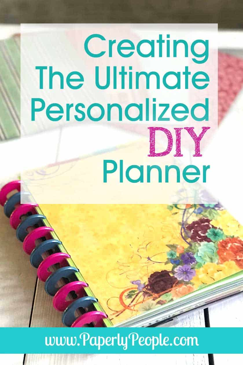 ARC Notebook Tips - Creating The Ultimate Personalized ARC Planner... All my best tips and ideas for making a DIY planner. My product suggestions and tools that I use in own Staples ARC and Happy (MAMBI) planners. Works for daily, weekly and monthly users. #planners #diyplanners