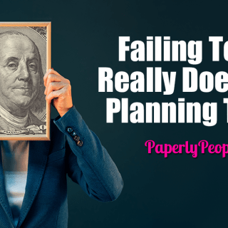 Failing To Plan Really Does Mean Planning To Fail!