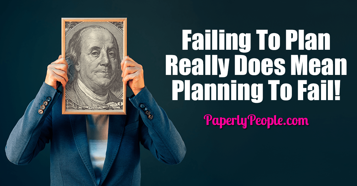 "It was Benjamin Franklin who said ""If you fail to plan, you plan to fail."" What he meant was that basically success doesn't happen by accident. It takes planning, knowing where you are heading and how you will get there."