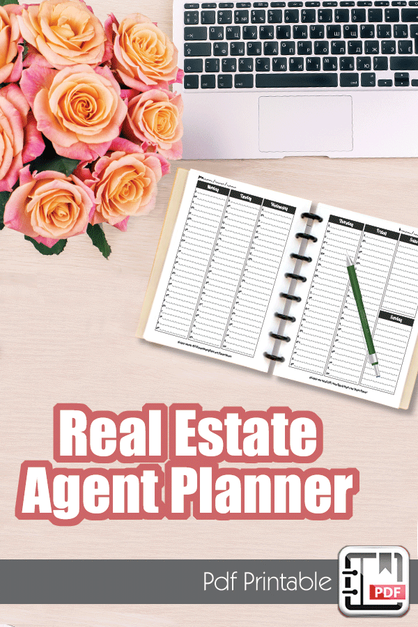 Real Estate Agent Planner
