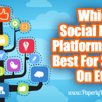 Which Social Media Platforms Work Best For Selling On Etsy