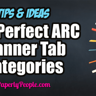 The Perfect ARC Planner Tab Categories... Now that you know you want an ARC planner, you have to figure out how to organize it. The possibilities are endless and you can customize it to fit your life. Here are some ideas on the perfect planner tab categories. Tips and ideas whether you are a business woman, mom or a combination of both.