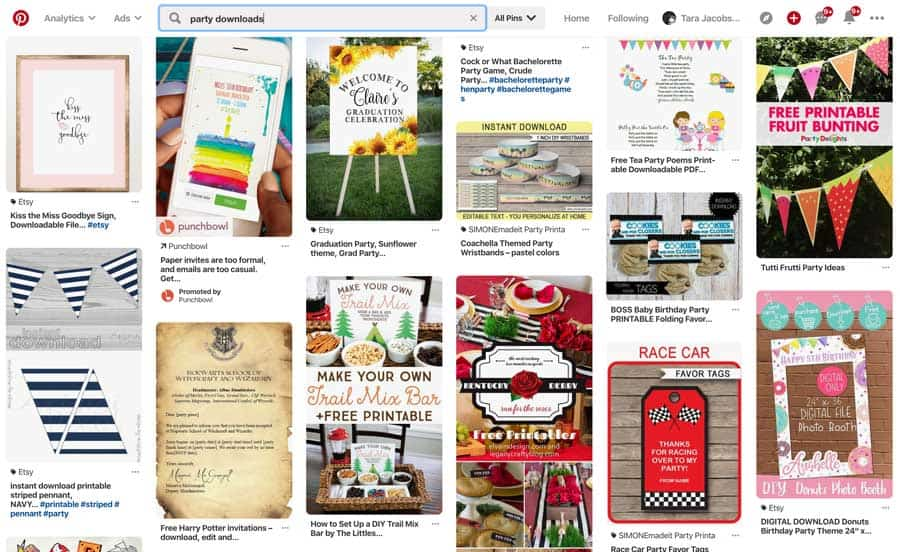 Pinterest Downloads Ideas