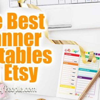 Best Printable Planners On Etsy
